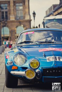 Renault Alpine Berlinette