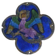 Àguila, símbol de l'evangelista Joan. Anònim. Catalunya. Barcelona. Cap a 1400. És la reina de les aus. Homer la qualifica com a au de bon presagi. Beast, Symbols, Logos, Animals, Historia, Animales, Animaux, Logo, Animal