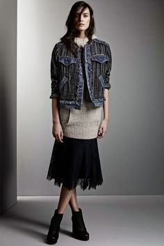 Serendipitylands: REBECCA TAYLOR COLLECTION PRE-FALL 2015