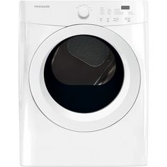 FREE SHIPPING! Shop Wayfair for Frigidaire 7 Cu. Ft. Electric Dryer with DrySense Technology - Great Deals on all Home Improvement products with the best selection to choose from!