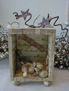 Altered Art Assemblage