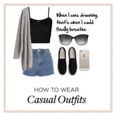 """Casual Outfit"" by lovepeacelove-723 ❤ liked on Polyvore"