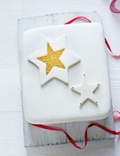 Quick and easy Christmas cake