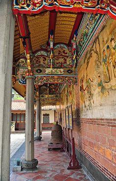 Bao-an Temple Taipei #Taiwan