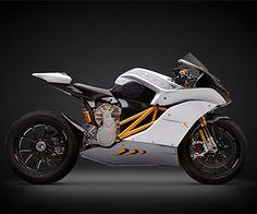 Snelste elektrische motorfiets ooit te koop