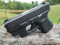 Crimson Trace Laserguard for GLOCK. A Dependable Quality Laser Sight for your Hand Gun