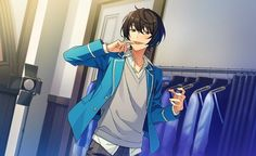 Mischief and Stage Ritsu Sakuma, Sakuma Rei, Cool Anime Pictures, Cute Anime Pics, Anime Boys, Summer Knight, Star Comics, Sunset Wallpaper, Star Wars
