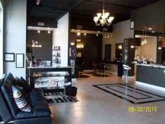 When I one day own a salon, I want it to look like this!
