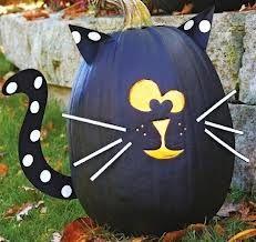 36 mod les de citrouille pour faire rire halloween pinterest - Deco halloween enfant ...