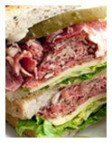 本格アメリカン・サンドイッチのデリバリーQINO'S(キノーズ・マンハッタン・ニューヨーク)
