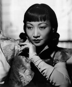 anna+may+wong   Portrait of Anna May Wong 1930's