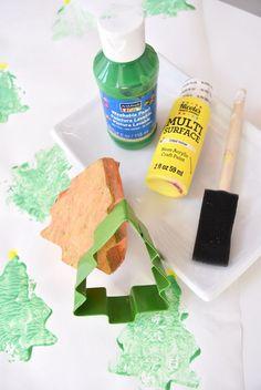 DIY Holiday Gift Wrap Ideas on Kara's Party Ideas   KarasPartyIdeas.com (44)