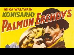 (1) Trailer: Komisario Palmun erehdys (1960) - YouTube Save Her, Save The Date, Palms, Detective, Two By Two, Fish, Youtube, Palmas, Pisces