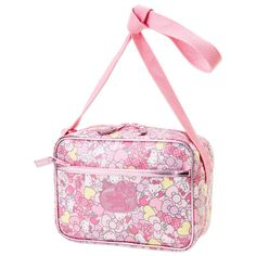 Hello Kitty shoulder bag laminate going to kindergarten (Ribbon) Sanrio online shop - official mail order site