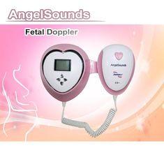 awesome Bolso portátil Doppler Fetal de Angelsounds para as mulheres gravidas JPD-100S4