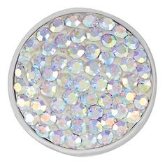 Ginger Snaps OPALESCENT SUGAR SNAP SN32-18 Interchangeable Jewelry Snap Accessory by The Good Bead, http://www.amazon.com/dp/B00DXGYWMK/ref=cm_sw_r_pi_dp_b6Hlsb04NZTE5