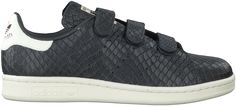Zwarte Adidas Sneakers STAN SMITH CF