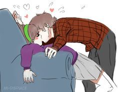 Pinecest mabel and dipper