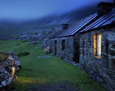 31 places to see. St Kilda, Scotland