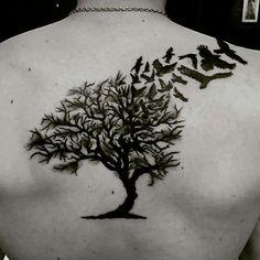 #tree #tattoo #design #boy #Norway