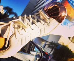 Rita Ora x adidas Originals Metal Shell Toe (Preview)