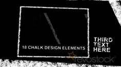 Chalk Strategy After Effects Template Project RevoStock