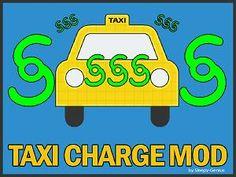 Mod's pour que la taxi soit payant.