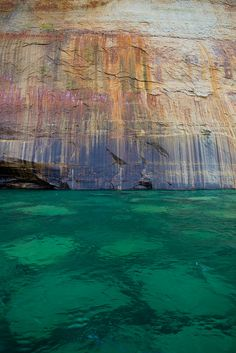 Pictured Rocks National Lakeshore. Wilderness Campsites and Camping Wisconsin.