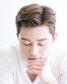 jinjja-SARANG-handa ❤️#ParkSeoJoon #ParkSeoJun  #박서준 ✨💕 Perm Hair Men, Mens Perm, Baek Jin Hee, K Park, Vibrant Hair Colors, Park Seo Joon, Yoo Ah In, Kdrama Actors, Celebs