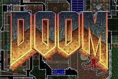 New DooM level by John Romero