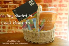 Getting Started in Chalk Pastel Art