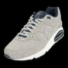NIKE AIR MAX COMMAND LEATHER now available at Foot Locker Nike Air Max Command, Foot Locker, Lockers, Sneakers, Leather, How To Wear, Stuff To Buy, Men, Shoes