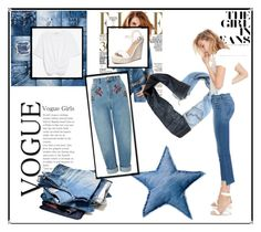 """""""Jeans<3"""" by leylab ❤ liked on Polyvore featuring Therapy, Bloomingville, Miss Selfridge and Dorothy Perkins"""