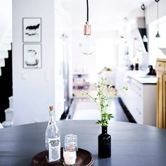Recent Media and Comments in Kitchen - Modern Furniture, Home Designs & Decoration Ideas Kitchen Interior, Home Interior Design, Interior Styling, Interior Architecture, Interior And Exterior, Interior Decorating, Cocinas Kitchen, House Ideas, Scandinavian Home