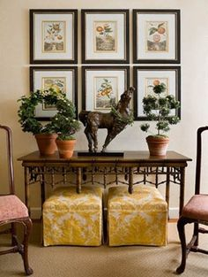 faux bamboo  Google Image Result for http://eclecticrevisited.files.wordpress.com/2010/12/foyer-hall-console-table-yellow-fabric-benches-faux-bamboo-decor-interior-design-home-eclectic-decor-ideas-milton-via-chinoiserie-chic1.jpg%3Fw%3D400