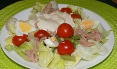 Cobb Salad, Eggs, Meat, Chicken, Breakfast, Food, Morning Coffee, Essen, Egg