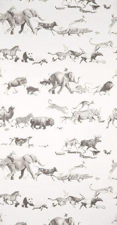 Beware the Moon Wallpaper - Animals by Beware the Moon | JUST KIDS WALLPAPER™