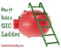 It makes sense to build a GIC ladder since GICs are a little inflexible in many ways. #GICladder  http://canadianfinanceblog.com/build-a-guaranteed-investment-certificate-gic-ladder/