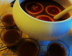 "Here we come a wassailing...""~ Christmas Wassail"
