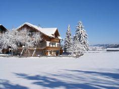 Herrliche Winterlebnisse auf dem Ferienhof am See in Waltenhofen