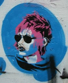 Graffiti- shane from the L word haha