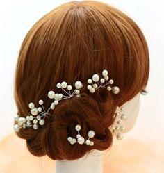 Haarnadeln - ♥ Haarspange ♥ - ein Designerstück von jimi2015 bei DaWanda