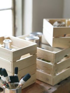 We're Terribly Excited About the New Wine Crates from IKEA (Yes, Assembly Is Required) — New Products