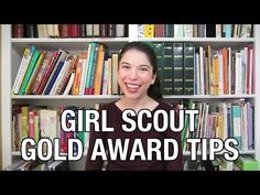 Girl Scout Gold Award Tips - YouTube