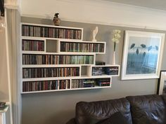 Ordinaire Media Storage, Storage Solutions, Bookcase, Shelves, Shed Storage Solutions,  Bookcases, Bookshelves, Shell