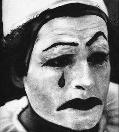 Pierrot - Opera d'arte di Luca Esposito
