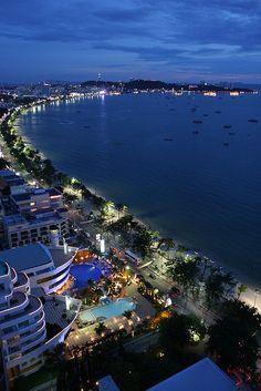 Pattaya Beach Thailand Been here.... Gorgeous!!!!
