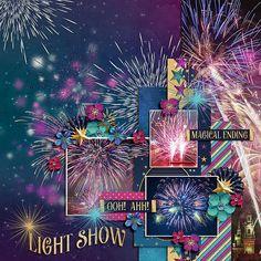 Light Show - Scrapbook.com