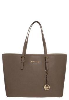 JET SETTER TRAVEL - Shopping bag - dark dune