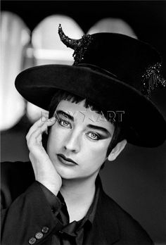 Boy George, 1995, Jane Bown Prints from Easyart.com
